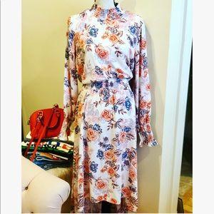 Nanette by Nanette Lepore Floral Print Dress